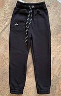 {есть:128} Спортивные брюки с начесом для девочек,  Артикул: AS5373 [128]