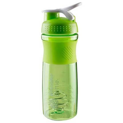 Шейкер спортивный зеленый BlenderBottle 760мл, фото 2