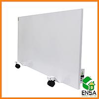 Панельный обогреватель ENSA P750Е с программатором, конвектор электрический бытовой 1000х500х15 мм, 750Вт