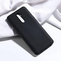 Чехол Fiji Soft для Realme X2 Pro силикон бампер черный