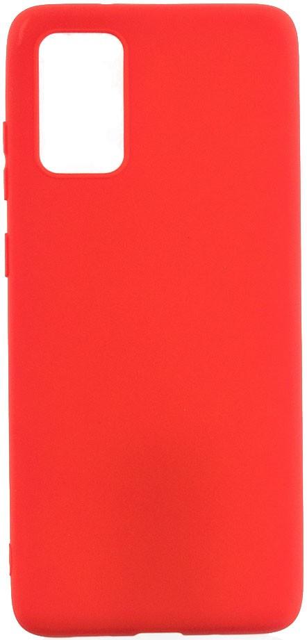 Чехол-накладка TOTO 1mm Matt TPU Case Samsung Galaxy S20+ Red #I/S