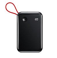 Power Bank Baseus Mini S Digital Display 3A 10000mAh (с кабелем Type-C) Black