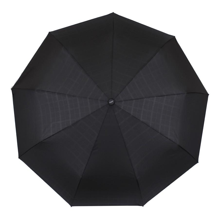 Зонт складной de esse автомат Черный