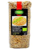 Овес голозерный для проращивания органический, Organic Country 400 г