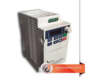 Преобразователь частоты  FCO-1-0K55-3-1 0,55кВт (1,6А)