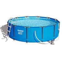 Теплосберегающее покрытие Bestway 58242 для бассейнов 3.66 м d 356 см