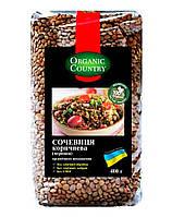 Чечевица коричневая органическая Organic Country 400 г