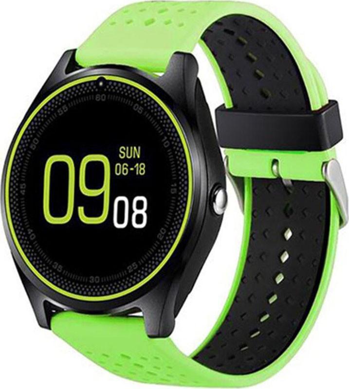 Смарт-часы UWatch V9 Green #I/S