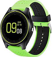 Смарт-часы UWatch V9 Green #I/S, фото 1