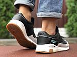 Мужские кроссовки New Balance 1500 (черно-бежевые) 9904, фото 2