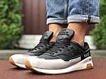 Мужские кроссовки New Balance 1500 (черно-бежевые) 9904, фото 5