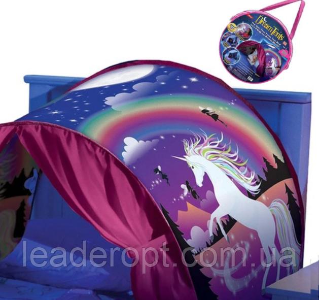 ОПТ Детская палатка мечты розовая Dream Tents