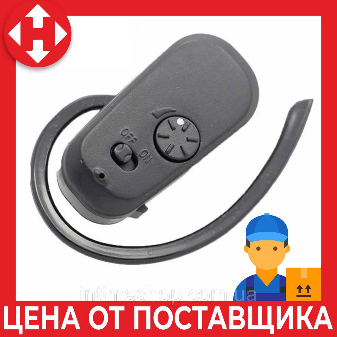 Слуховой аппарат в виде bluetooth гарнитуры Axon V-183, цвет - черный, с доставкой по Киеву, Украине