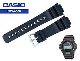 Ремінці Casio G-Shock DW-6600 / DW-5900 Black Original