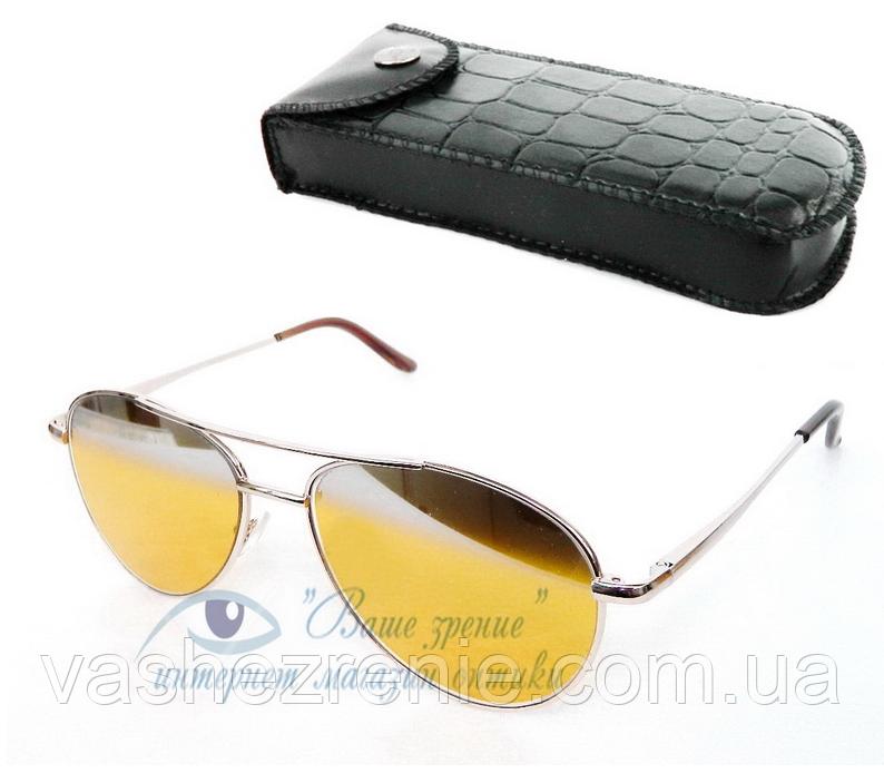 Очки для водителей, антифары (cтекло!) Код: 6580