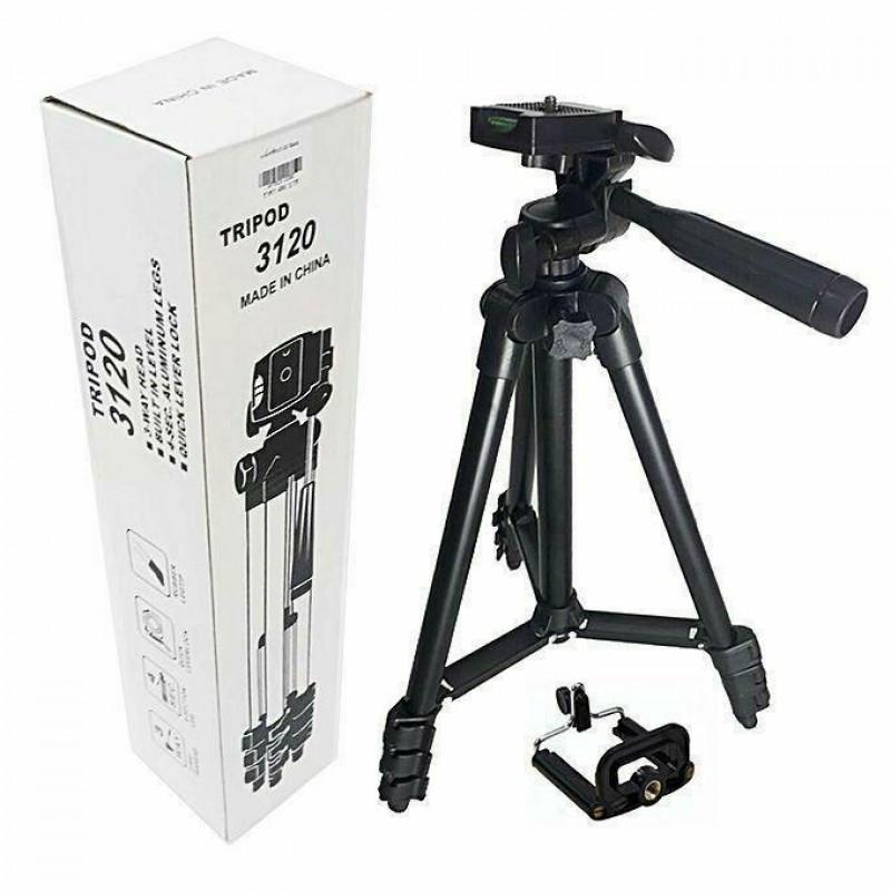 Штатив для телефона и камеры Tripod 3120 (высота-102 см)