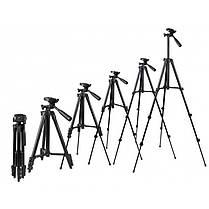 Штатив для телефона и камеры Tripod 3120 (высота-102 см), фото 2