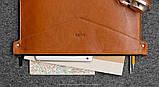 Папка кожаная HandWers для ноутбука 15' BERING  коричневый, фото 2