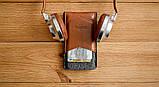 Чохол HandWers для iPhone 7/8// WELT x Коричневий з темним, фото 2