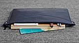 Папка кожаная HandWers для ноутбука 13' BERING синий, фото 2