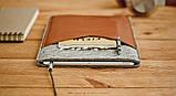 Чехол HandWers для iPad Mini, WELT Коричневый со светлым , фото 2
