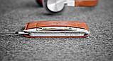 Чехол HandWers для iPhone SE, PORTSIDE Коричневый со светлым, фото 3