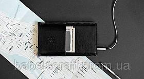 Чехол HandWers для iPhone 7/8// HIKE PLUS x Чёрный