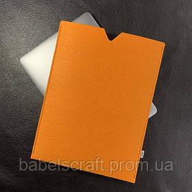 Чехол - конверт Babel's Craft SPINK Macbook Air 13, Pro 13 2019 Оранжевый