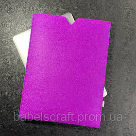 Чехол - конверт Babel's Craft SPINK Macbook Air 13, Pro 13 2019 Фиолетовый