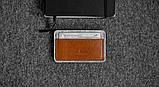 Кардхолдер HandWers НОВЫЙ CHASTE коричневый с серым, фото 2