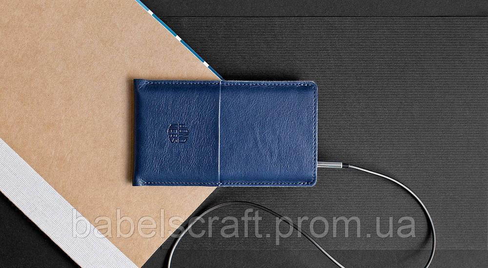 Чехол HandWers для iPhone SE, HIKE PLUS Синий