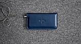Чехол-бумажник HandWers для iPhone SE,  RANCH Синий, фото 3