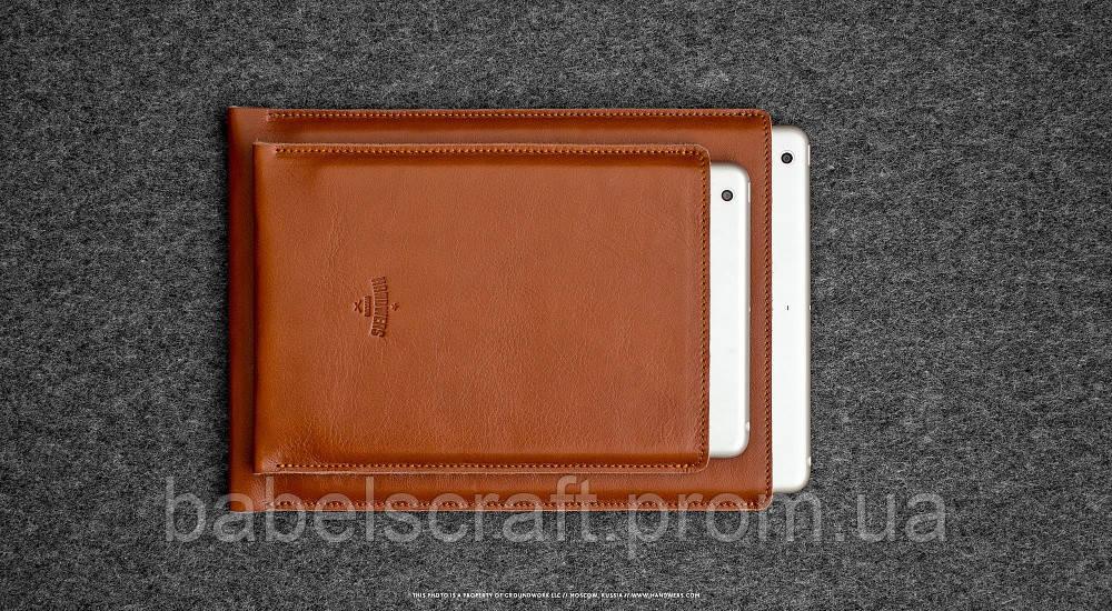 Чехол HandWers для iPad Pro 12,9 HIKE Коричневый