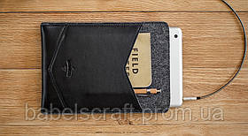 Чохол HandWers для iPad Air 2/ Pro 9,7// WELT x Чорний з темним