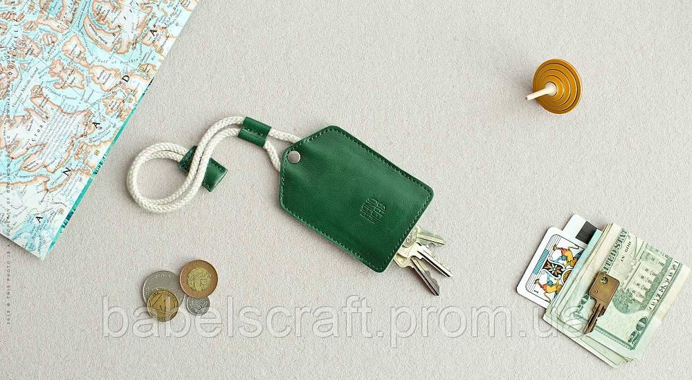 Ключница HandWers DOME Зеленая