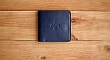 Бумажник HandWers HOOP синий, фото 2