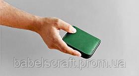 Гаманець HandWers // CLIFF x Зелений