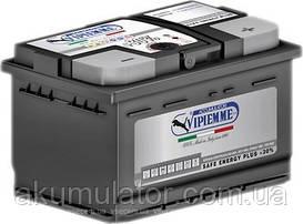Акумулятор  Vipiemme   80-0 (R+) (730A)