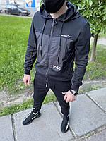 Брендовый мужской спортивный трикотажный костюм off white 42 44 46 48 50 52 54