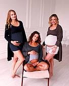 Одяг для дому та пологового будинку вагітним і годуючим