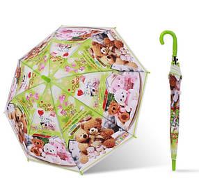 Дитячий кольоровий парасольку тростину з Ведмедиками