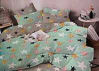 Комплект постельного белья ТЕП Glory бязь семейный разноцветный
