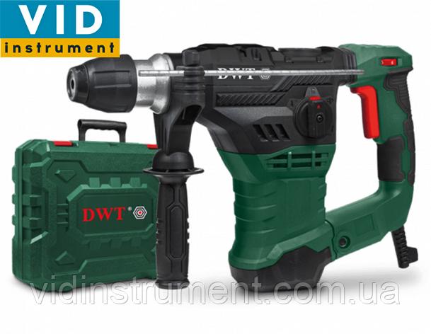 Перфоратор DWT BH15-32 VB BMC (1500Вт, кейс), фото 2