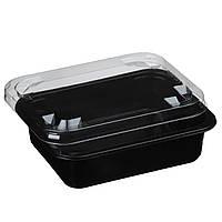 Контейнер ПР-Л- 164*132*45  черный (400 шт в упаковке) 010200089, фото 1