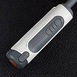 Рация Motorola TLKR T50 (0.5W, PMR446, 446 MHz, до 6 км, 8 каналов, 4xAAA), комплект 2шт, бело-серая, фото 3