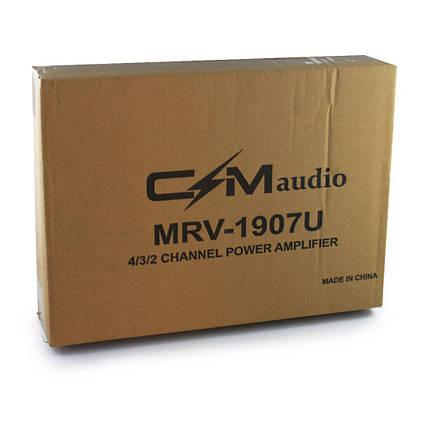 Підсилювач CAR AMP 1907 USB, фото 2