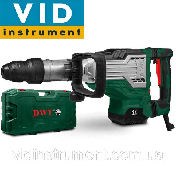 Молоток отбойный DWT H17-11 B BMC (1700Вт, кейс)