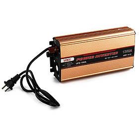 Преобразователь, инвертор UKC - AC/DC, 12V/200V, 1300W UPS+CHARGE