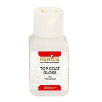 Лак для кожи Top Coat Gloss, 100 ml