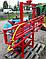 Опрыскиватель на трактор навесной Polmark (Полмарк) 600 л / 14 м, фото 3